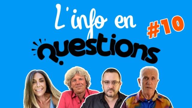 IFQ10 - L'info en questionS - Émission du 13 août 2020
